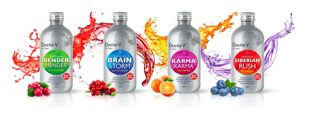 Doctor V Energy Drinks